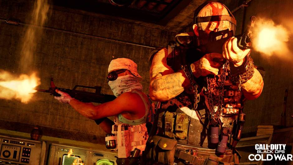 Call of Duty: Black Ops Cold War and Warzone Season One Battle Pass Stitch screenshot