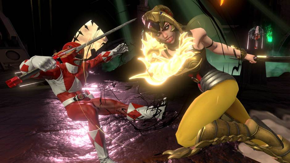 Power Rangers: Battle for the Grid Scorpina