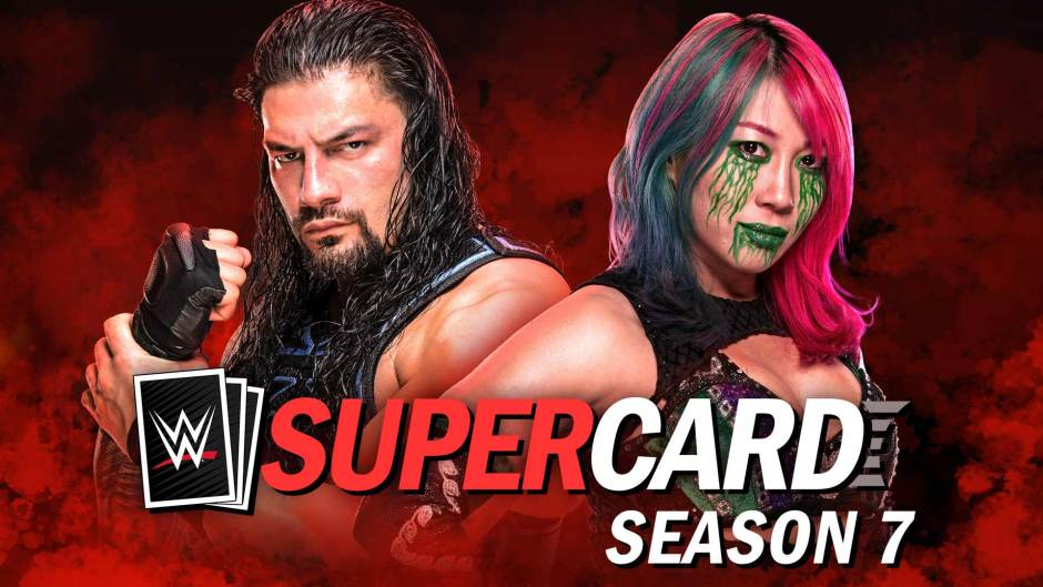 WWE SuperCard Season 7 WarGames event