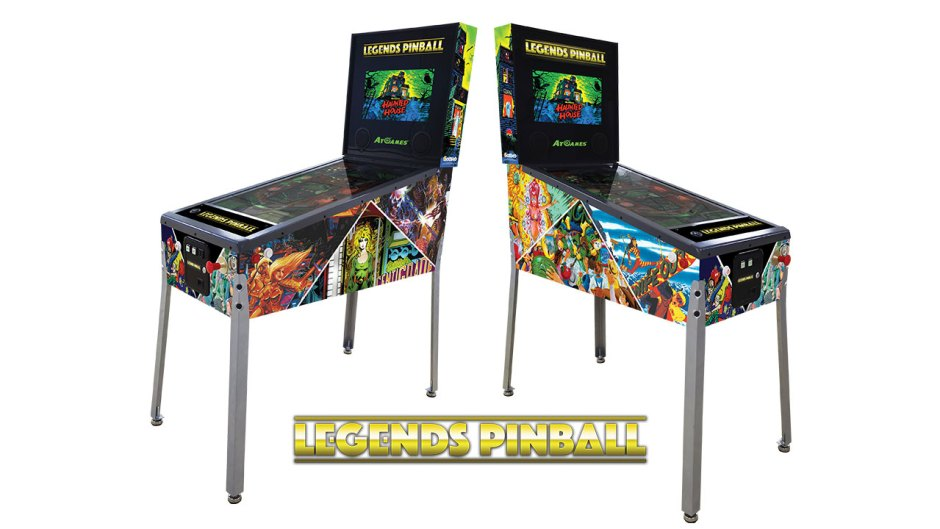 AtGames Legends Pinball