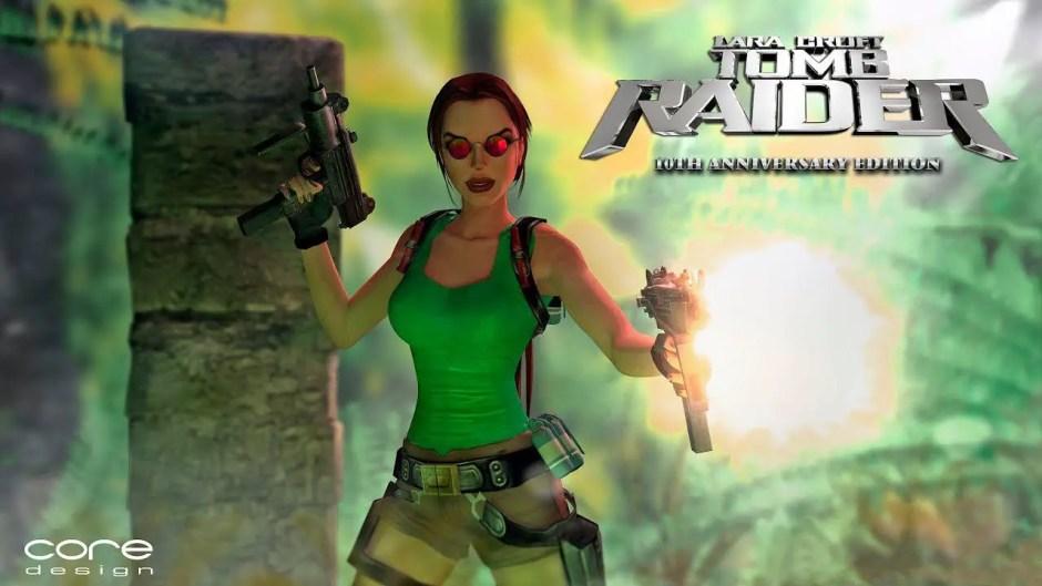 Tomb Raider: 10th Anniversary