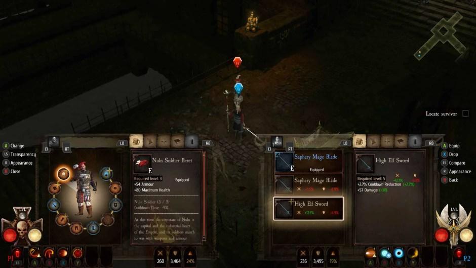 Warhammer: Chaosbane Slayer Edition screenshot