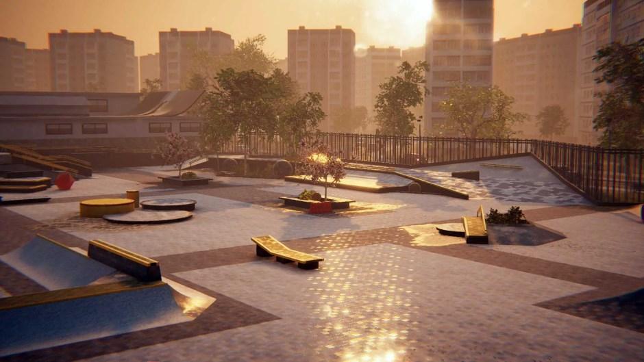 Skater XL Fermenter Plaza map