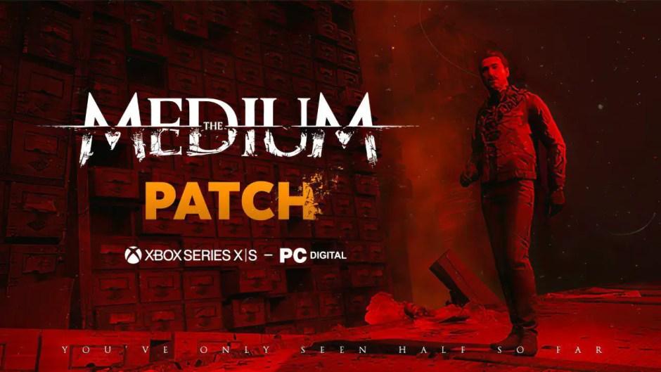 The Medium Patch 1.1