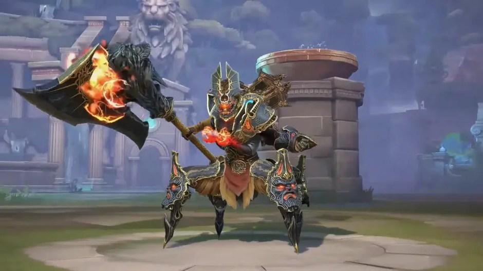 Smite Forgotten Gods Chaac screenshot Talons of Tyranny event