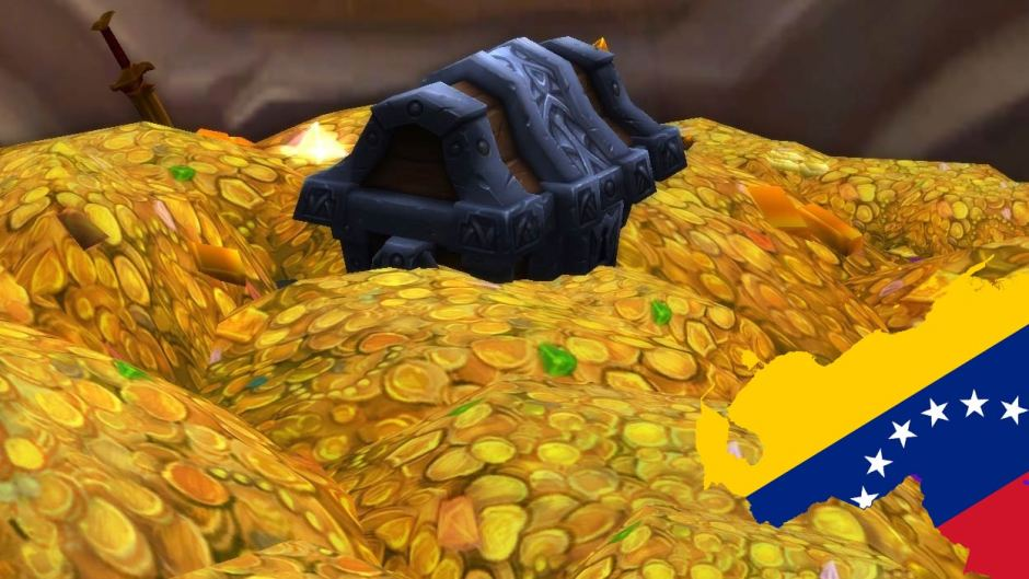 Venezuela World of Warcraft gold farming