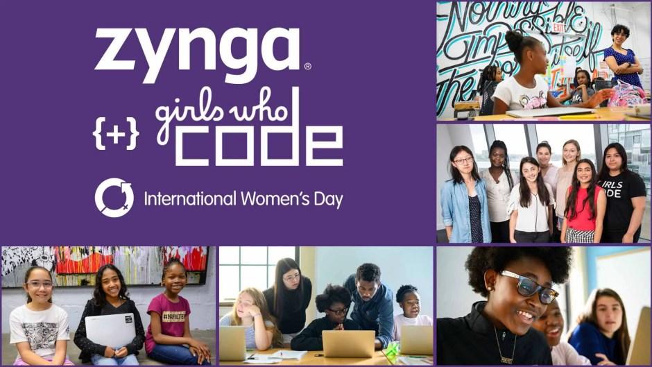 Zynga Girls Who Code