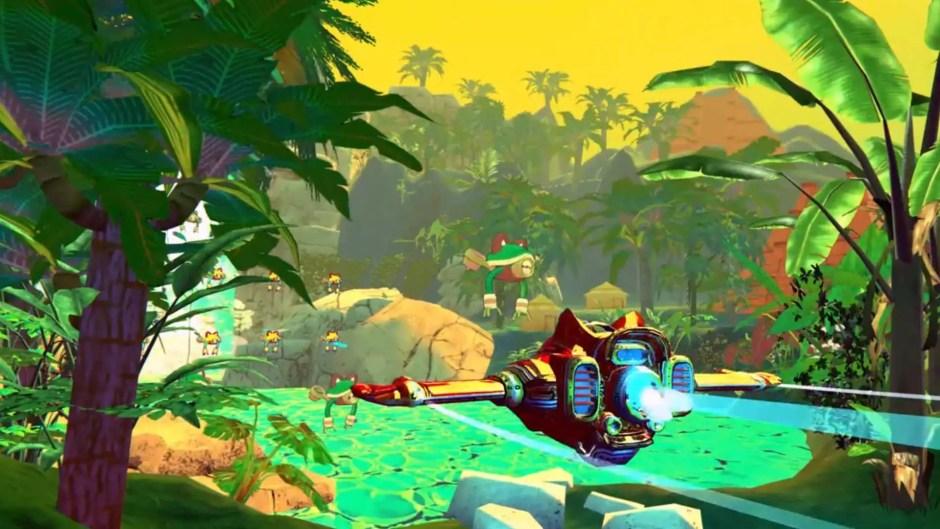 AstroDogs screenshot