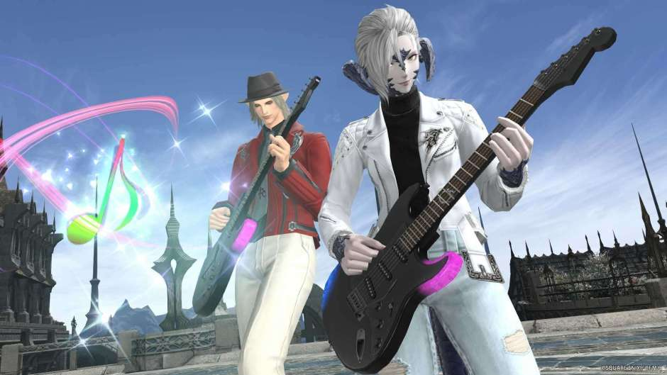 Square Enix and Fender team up for Final Fantasy XIV real-world and in-game guitars