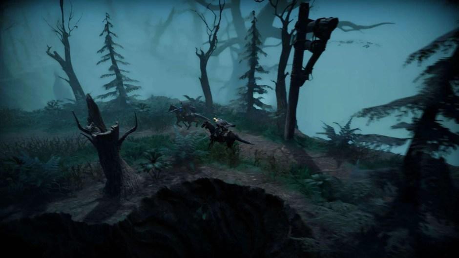V Rising co-op screenshot