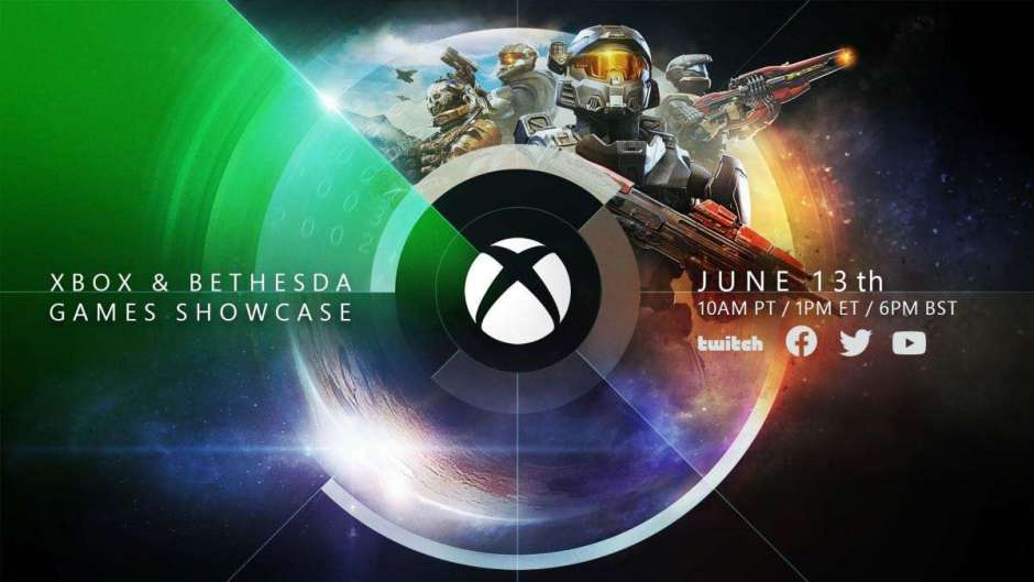 Xbox & Bethesda Showcase E3 2021