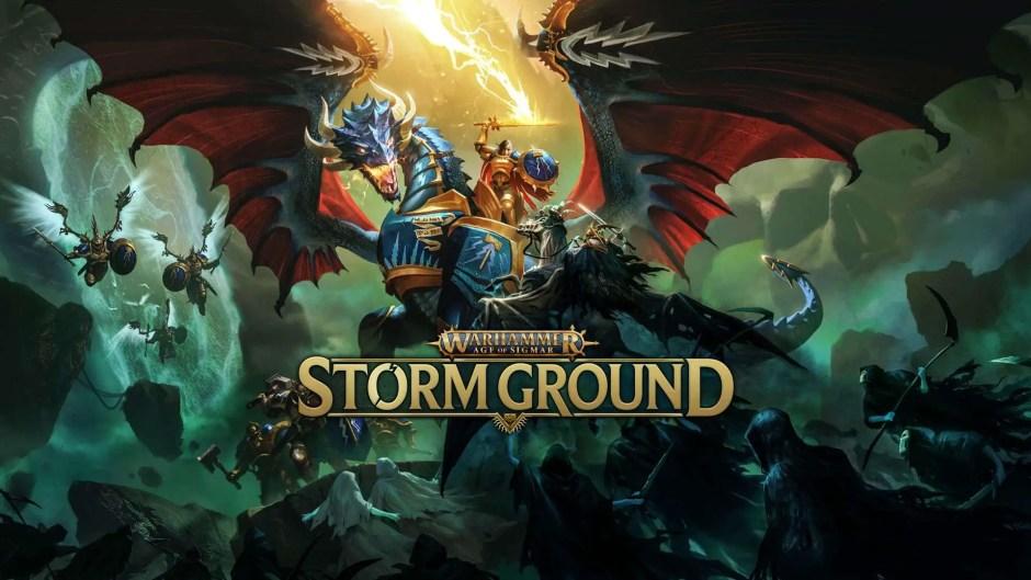 Warhammer Age of Sigmar: Storm Ground