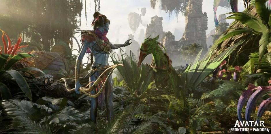 Snowdrop Avatar: Frontiers of Pandora