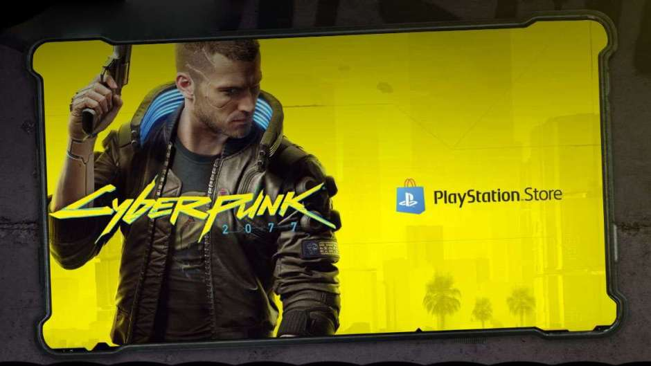 Cyberpunk 2077 is back on PlayStation Store
