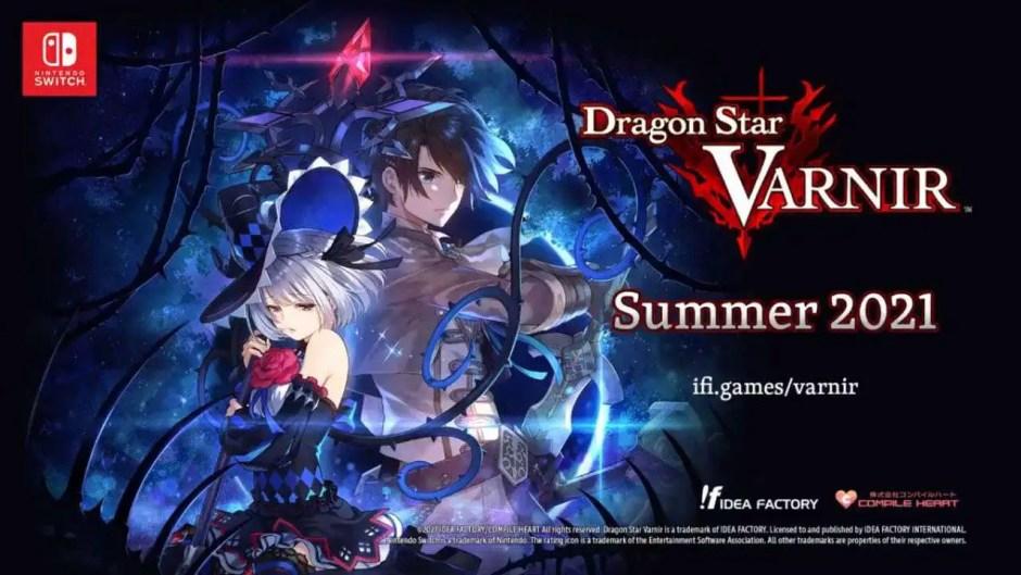 Dragon Star Varnir Nintendo Switch