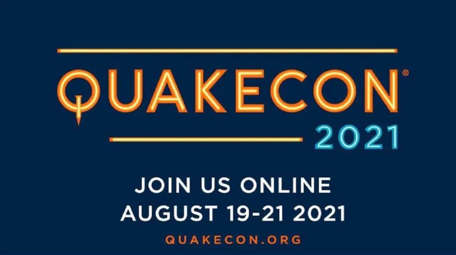 QuakeCon 2021 at Home
