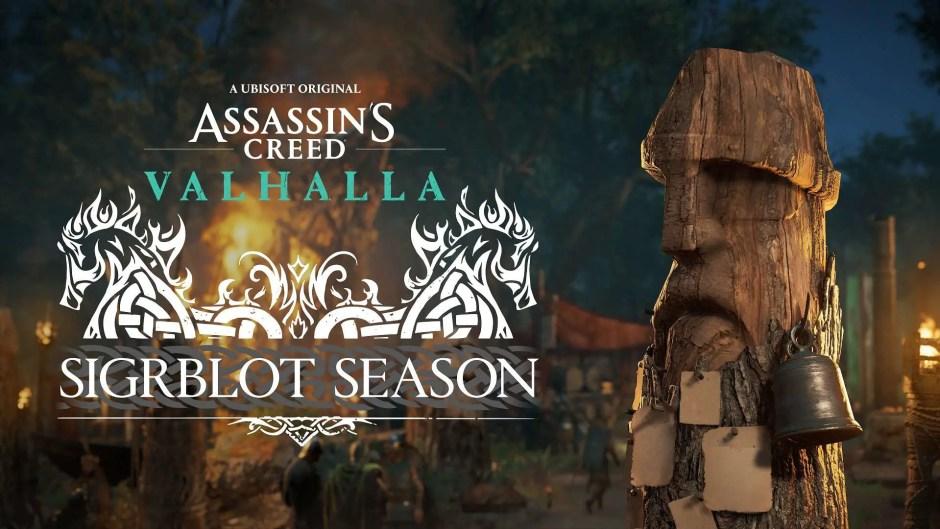 Assassin's Creed Valhalla: The Siege of Paris Sigrblot Season
