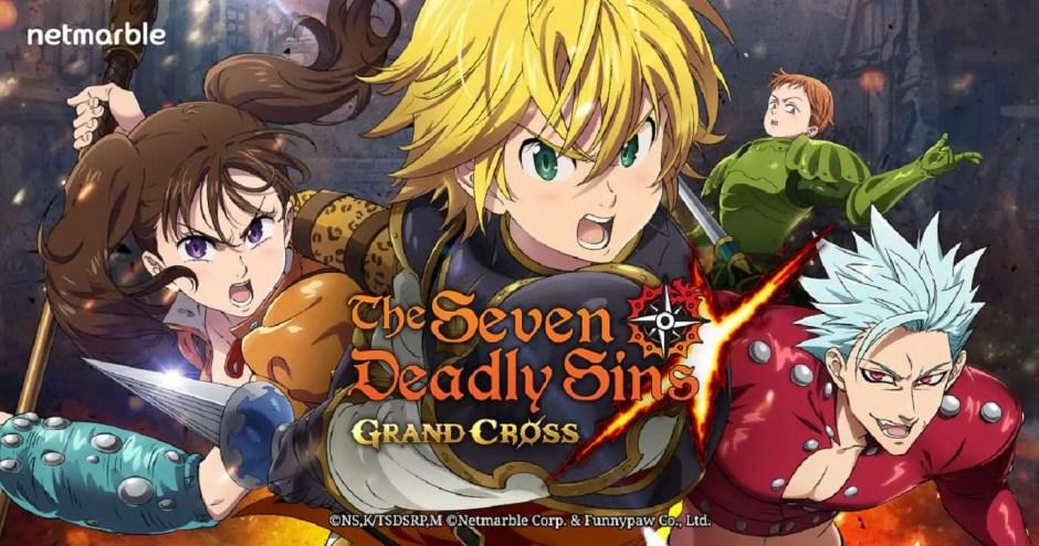 The Seven Deadly Sins: Grand Cross: 'Ragnarok' first chapter