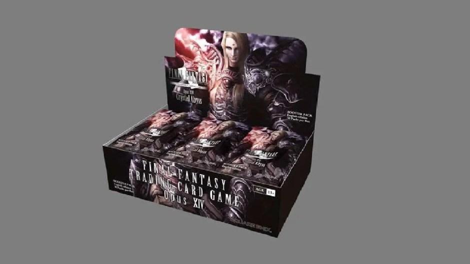 Final Fantasy Trading Card Game Opus XIV
