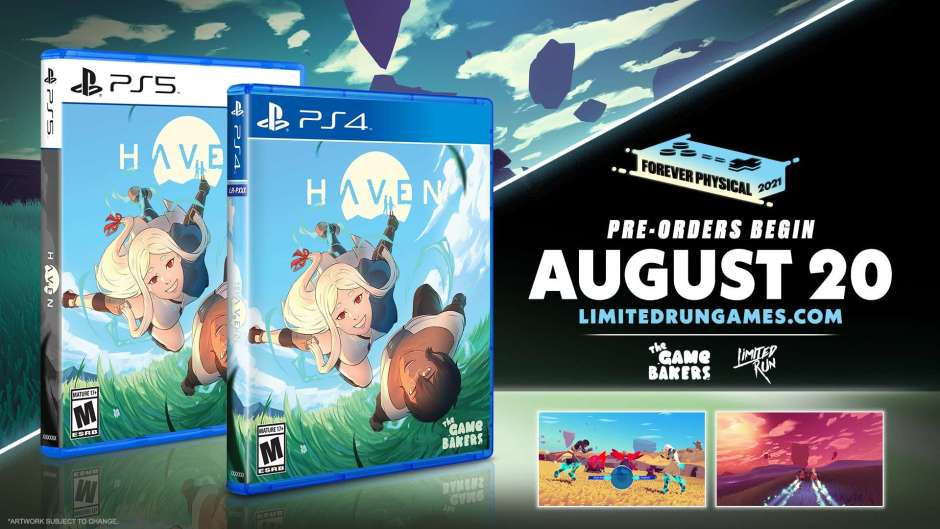 Haven Limited Run Games edition