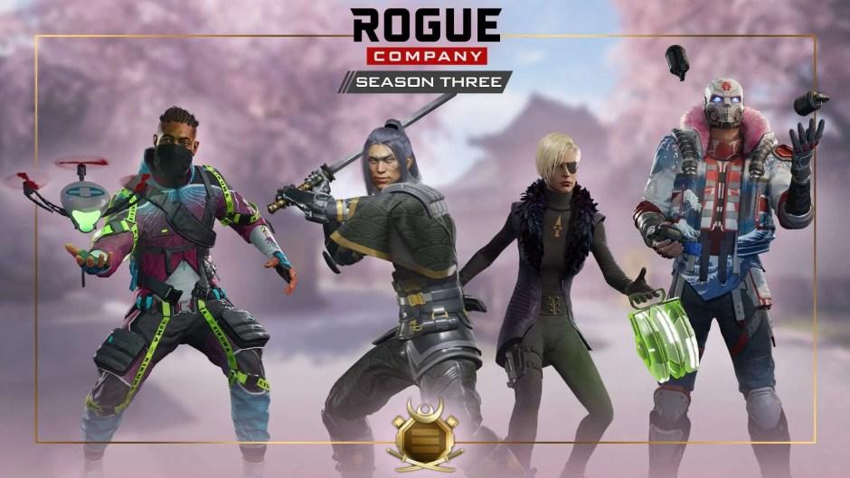 Rogue Company Season 3