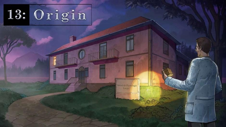 13: Origin