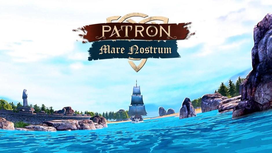 Patron Mare Nostrum DLC