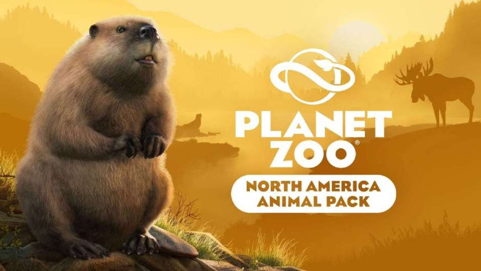 Planet Zoo North America Animal Pack