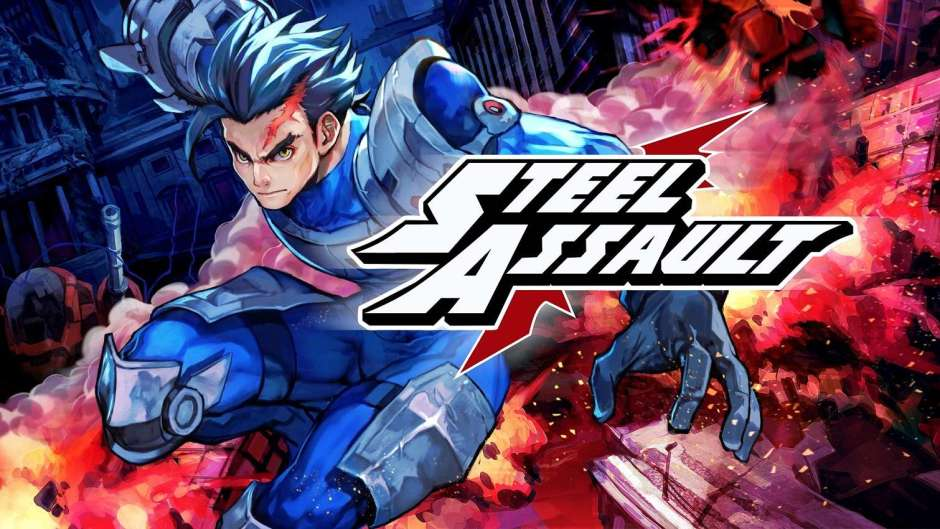 Steel Assault available now