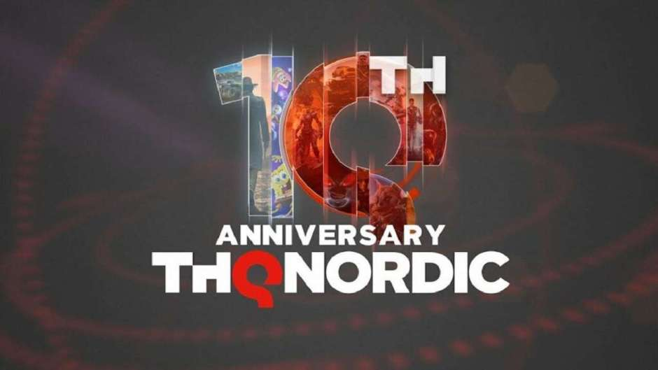 THQ Nordic 10th anniversary