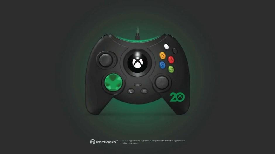 Hyperkin Duke 20th Anniversry Xbox Classic