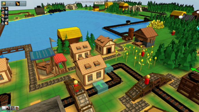 Factory Town cho pc