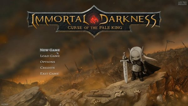 Immortal Darkness Curse of The Pale King crack