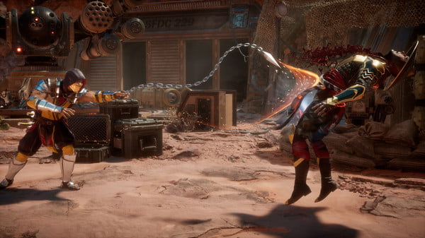 Download the best Action Game for PC: Mortal Kombat 11 Free 2019