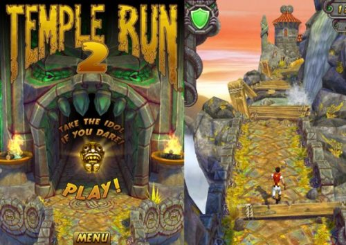 Temple Run 2 mod full tiền