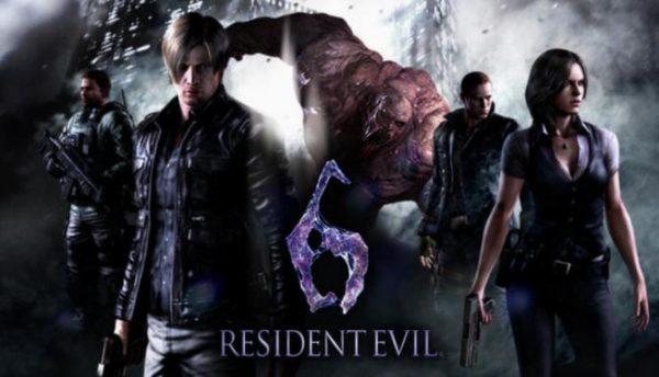 Resident Evil 6 Full crack Việt hóa