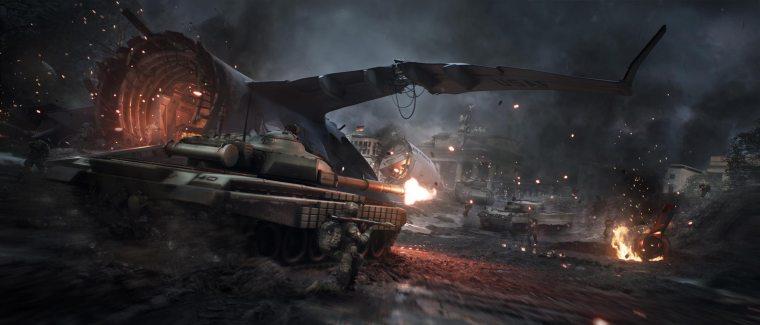 World War 3 Berlin