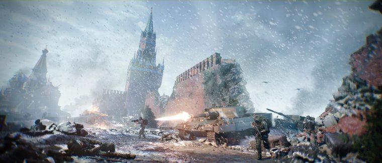 World War 3 Moscow