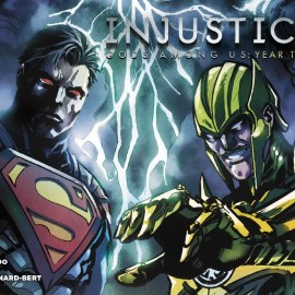 Injustice season 2 #8