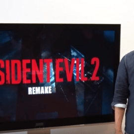 Resident Evil 2 Remake Is Coming