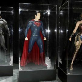 Costume Designer Michael Wilkinson On Batman V Superman: Dawn Of Justice