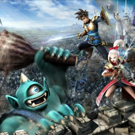 Comparing The Monsters Of Dragon Quest Heroes: The World Tree's Woe and the Blight Below