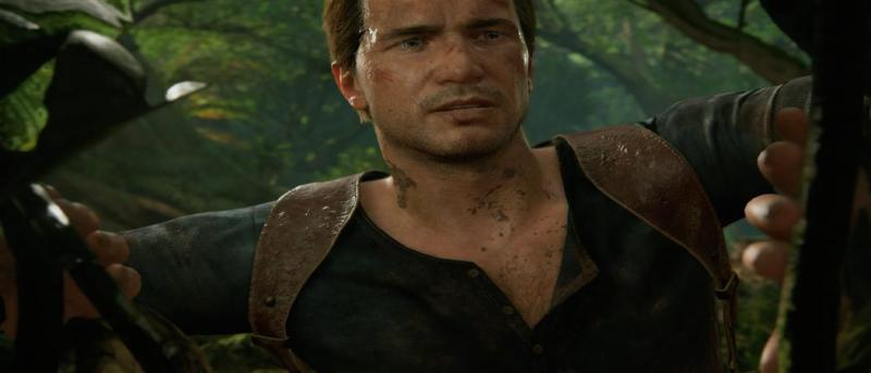 uncharted story