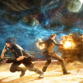 Five Destinations You'll Visit In Final Fantasy XV
