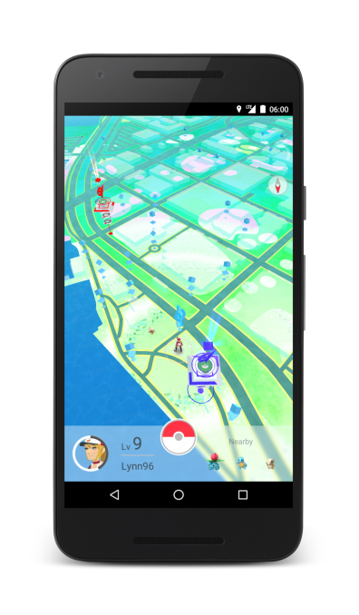 poke__mon_map_view_screenshot
