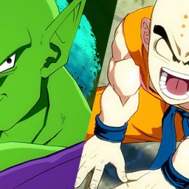 Dragonball FighterZ Krillin, Piccolo and online mode reveal.