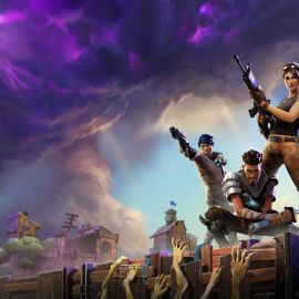 Fortnite is here with PS4-Exclusive Heroes