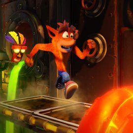 Preview | Crash Bandicoot N. Sane Trilogy: Stormy Ascend