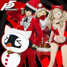 Persona 5 | Christmas Costume Set Out Now