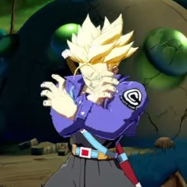 Trunks Joins Dragon Ball FighterZ and Beta Announcement